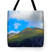 Little Man Skiddaw And Ullock Pike Tote Bag