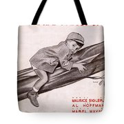 Little Man Youve Had A Busy Day Tote Bag