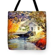 Little Mill Tote Bag