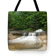 Little Miner Falls Tote Bag