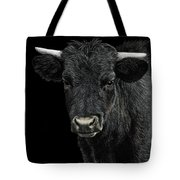 Little Moo Tote Bag