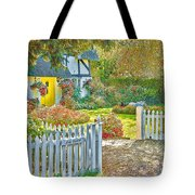Little Newton Cottage Tote Bag