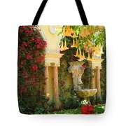 Little Paradise II Tote Bag