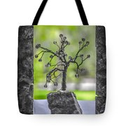 Little Pearl Tree II Tote Bag