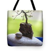 Little Pearl Tree Tote Bag