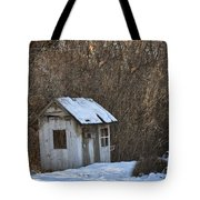 Little Play House Tote Bag