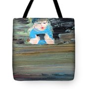 Little Player Tote Bag