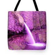 Little Pony Tail Falls  Tote Bag