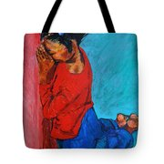 Little Pray-er Tote Bag