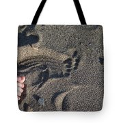 Little Prints Tote Bag