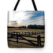 Little Red Shed Tote Bag