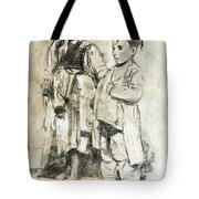 Little Refugees - Greek Orphans Tote Bag
