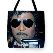 Little Richard 1989 Tote Bag