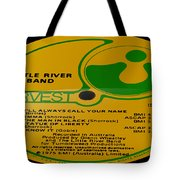 Little River Band Side 2 Tote Bag