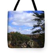 Little River Canyon Alabama Tote Bag