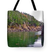 Little River In Digby Neck-ns Tote Bag