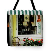 Little Rocking Chair By Antique Store Tote Bag