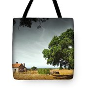 Little Rural House Tote Bag
