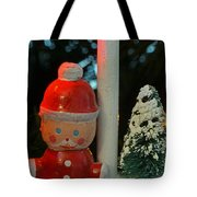Little Santa Tote Bag