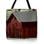 Little Shack Tote Bag