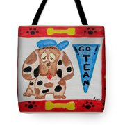 Little Sport Tote Bag by Diane Pape