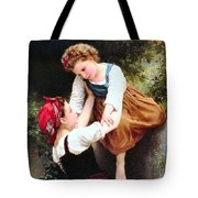 Little Thieves Details Tote Bag