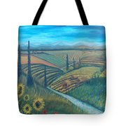 Little Tuscany Tote Bag