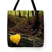 Little Valley 4 Tote Bag