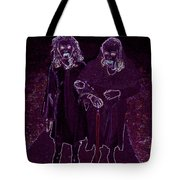 Little Vampires Tote Bag