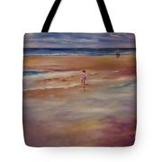 Little Wanderer Tote Bag
