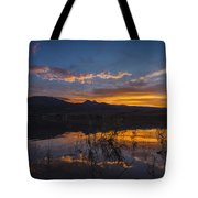 Little Washoe Summer Reflections Tote Bag