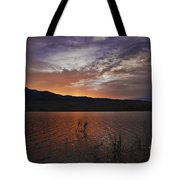 Little Washoe Sunset Tote Bag