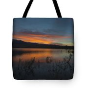 Little Washoe Sunset II Tote Bag