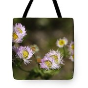 Little Wild Flowers Tote Bag