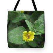 Little Yellow Fellow Tote Bag