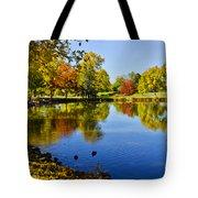 Littleton Pond 1 Tote Bag