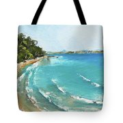 Litttle Cove Beach Noosa Heads Queensland Australia Tote Bag