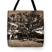 Live Oak Outer Banks Tote Bag