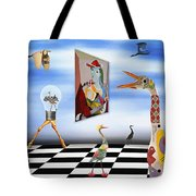 Live Your Art Tote Bag