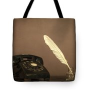 Lived To Tell Tote Bag