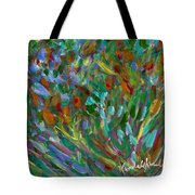 Lively Tote Bag