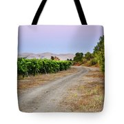 Livermore Vineyard 3 Tote Bag