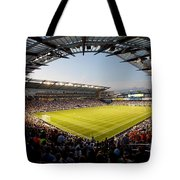 Livestrong Sporting Park Kansas City Tote Bag