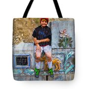 Living And Loving Art Tote Bag