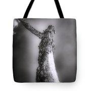 Living Dead Tree - Spooky - Eerie Tote Bag