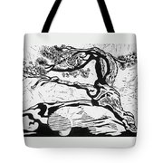 Living Fossil Tote Bag
