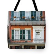Living High In The French Quarter Tote Bag