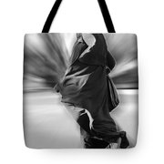 Living In Another World Tote Bag