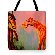 You Will Be Living In My Dreams  Tote Bag