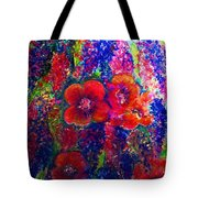 Living In The Shadows Tote Bag